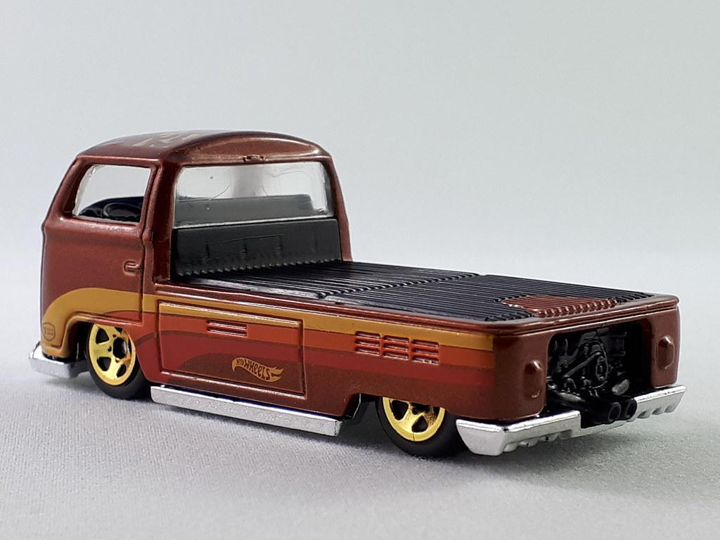 Hot Wheels - '68 Volkswagen T2 Pickup   Brand: Hot Wheels Se