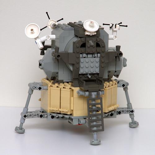 LEGO 10029 Lunar Lander