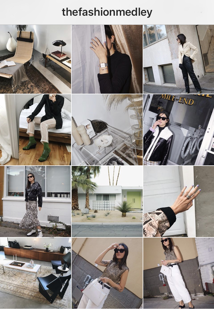 DISTRICT F — INSPIRATIONAL INSTAGRAM BLOGGERS (STYLE, FASHION) чыц2