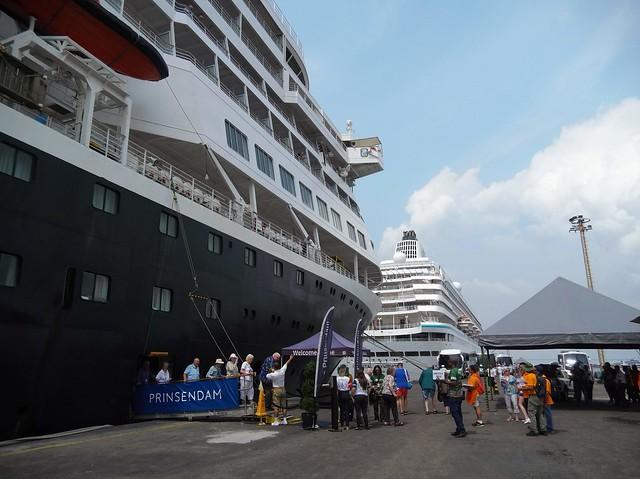 Natureza e culinária amazônica ganham destaque no roteiro dos turistas dos navios cruzeiros