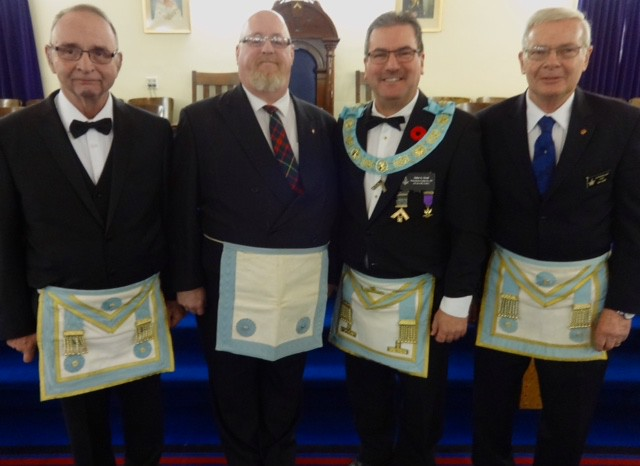 2018 11 20 Waterdown Lodge 357  FC Degree