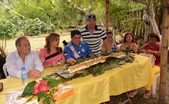Se realizó en Chone el Tercer Festival Familiar de La Tonga Más Grande del Mundo