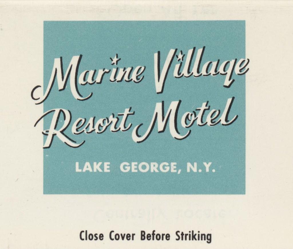 Marine Village Resort Motel - Lake George, New York