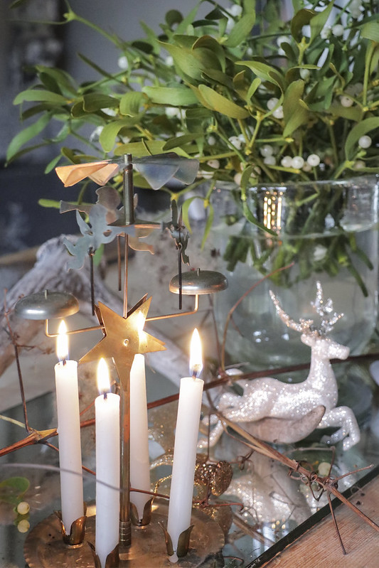 Christmas styling at Josephine Ryan Antiques