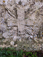 Old cross - Photo of Congy