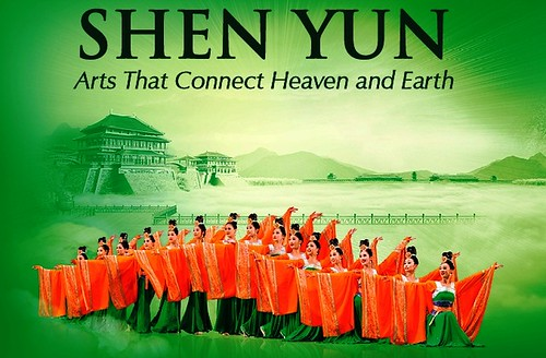 Experience a Divine Culture … Shen Yun 2019 at the Dr. Phillips Center
