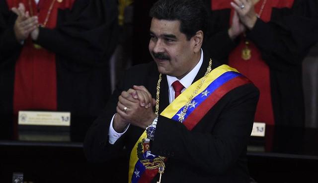 """Nicolás Maduro: """"Vamos fechar todos os nossos consulados nos Estados Unidos"""""""
