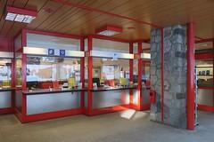 Andermatt - Old Station MGB