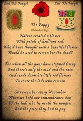11th / 11 / 11 O'clock, We Should Remember The Brave Heroes Who Lost Their Lives.