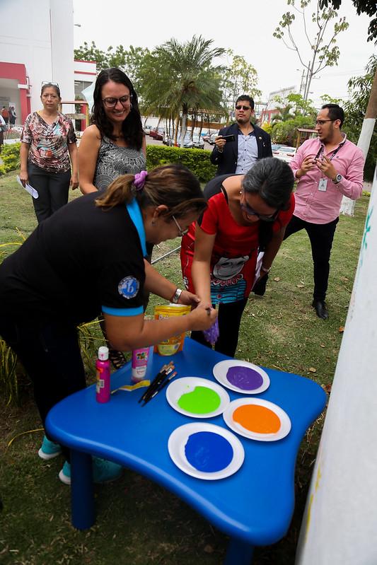 Lanzamiento del Programa Educando en Familia - Guayaquil