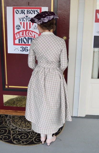 Plaid Dress 5