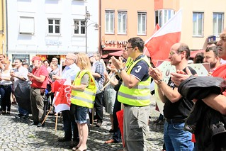Demonstration Deggendorf | by Florian Pronold