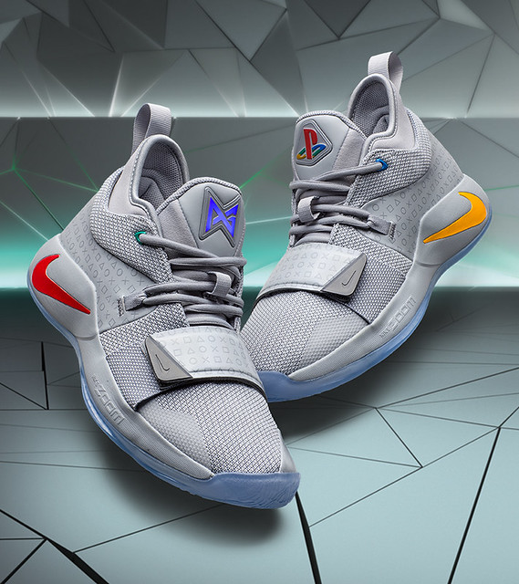 12fac326e286a5 PlayStation + Paul George  The New PG 2.5 x PlayStation Colorway ...