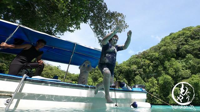 まりこ姉もジャンプ!