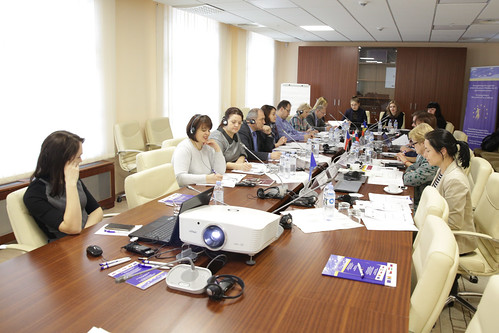 04.12.2018 Atelier de lucru cu privire la cercetarea comparativă în domeniul UE