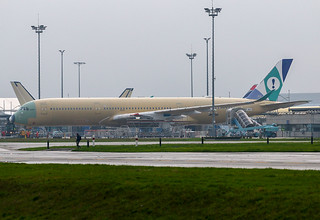 F-WZFH Airbus A350 Evelop