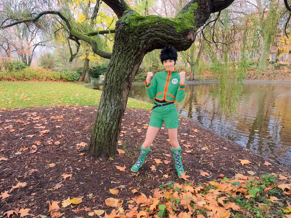 related image - Shooting Hunter X Hunter - Jardin Royal - Toulouse -2018-12-02- P1455045
