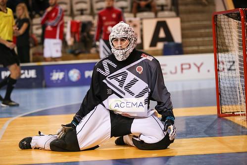 ACEMA Sparta Praha vs. Tatran Teka Střešovice