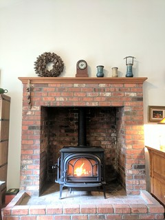 Jotul Oslo F500 wood stove. | by Thompson's Hearth & Home
