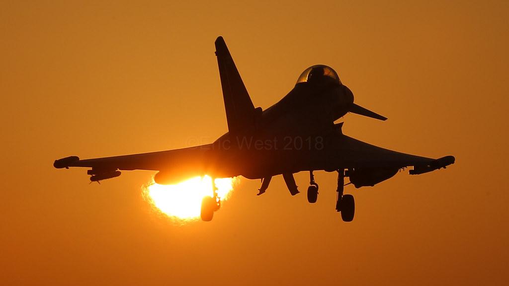 ZK380/389 TYPHOON RAF