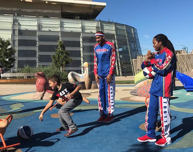 Harlem Globetrotters 'Smile Patrol' 2018
