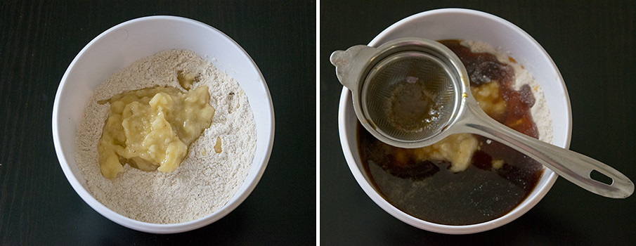 Wheat Appam cooking steps by GoSpicy.net