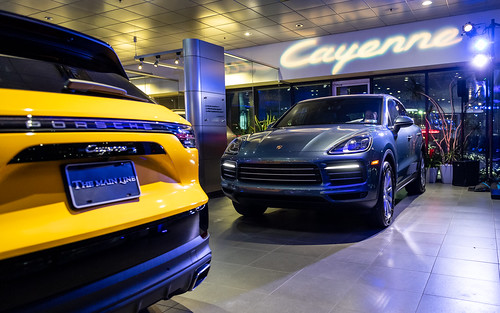 2019 Cayenne Launch