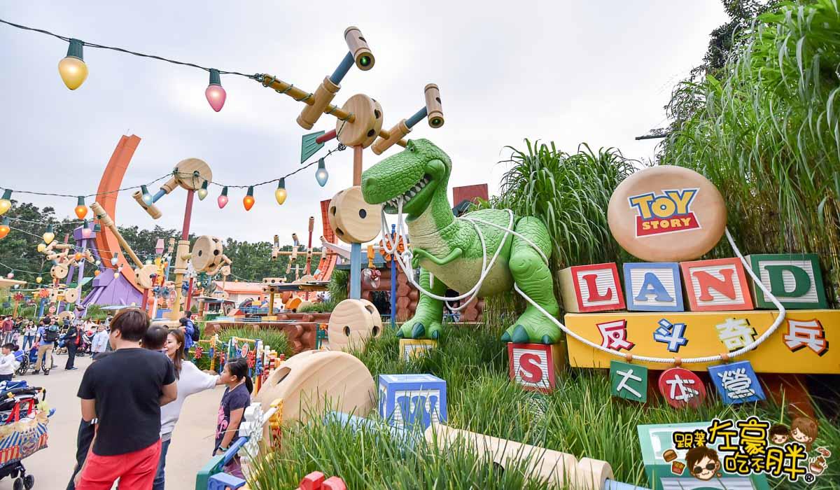 2019香港迪士尼樂園(聖誕節特別活動)-152