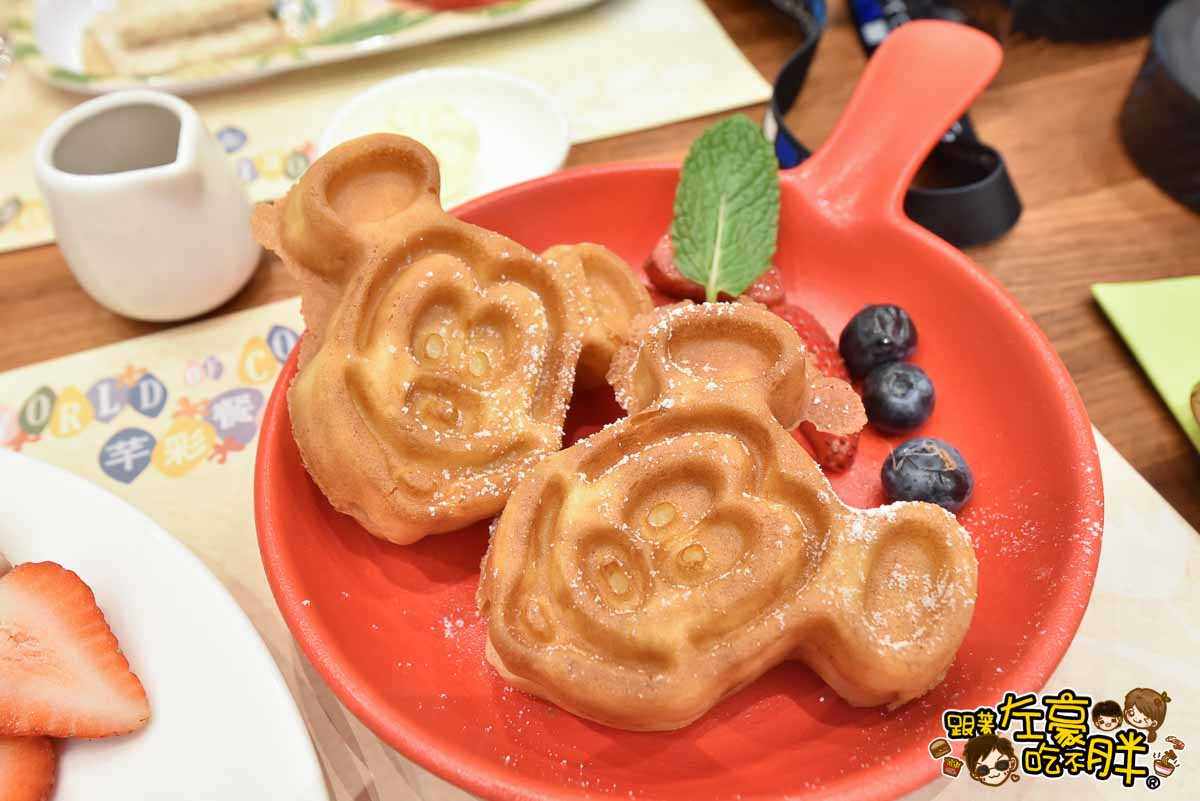 香港迪士尼探索家度假酒店 芊采餐廳--2