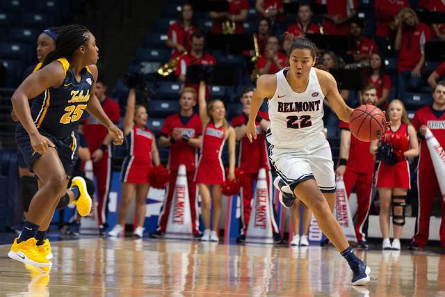 Women's Basketball vs Toledo 2018