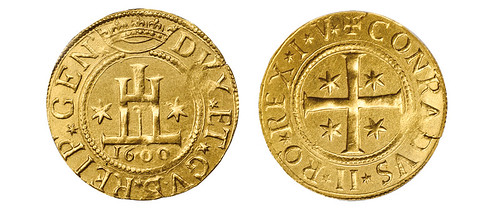 1600 Genoa 5 Doppie