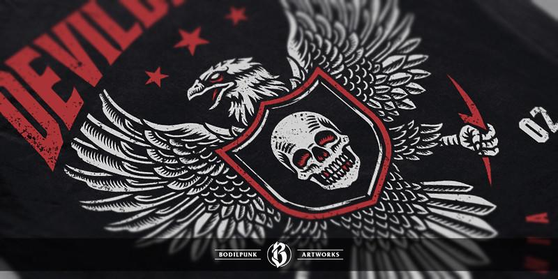 Details - Power Eagle