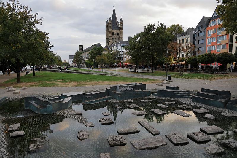 Rheingarten, Cologne