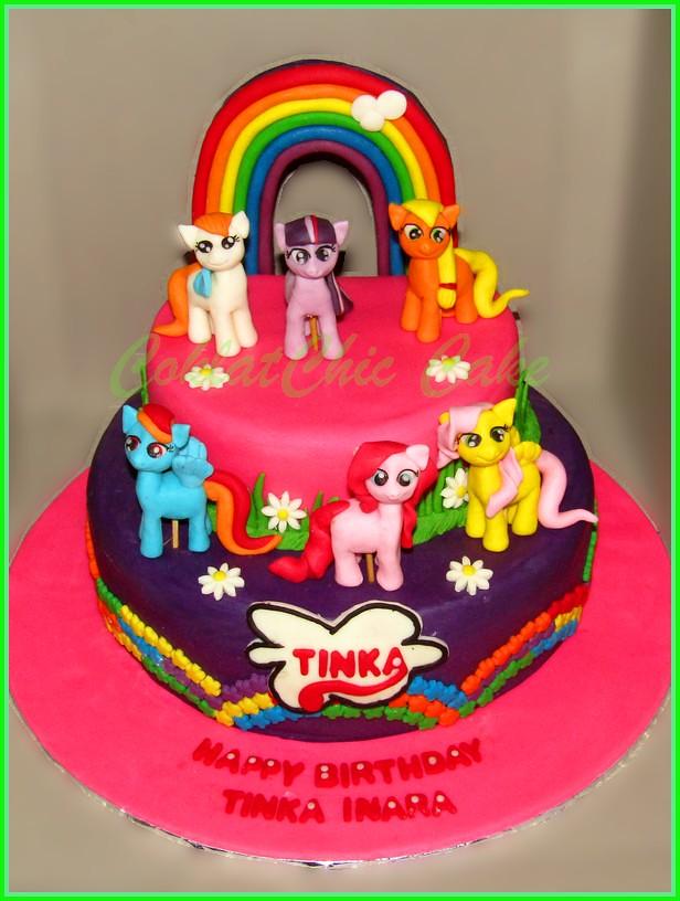 Cake My Little Pony TINKA 20 cm