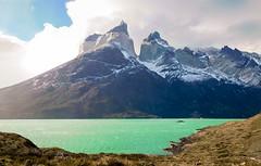 Mirador los Cuernos/The Cuernos del Paine or Paine horns
