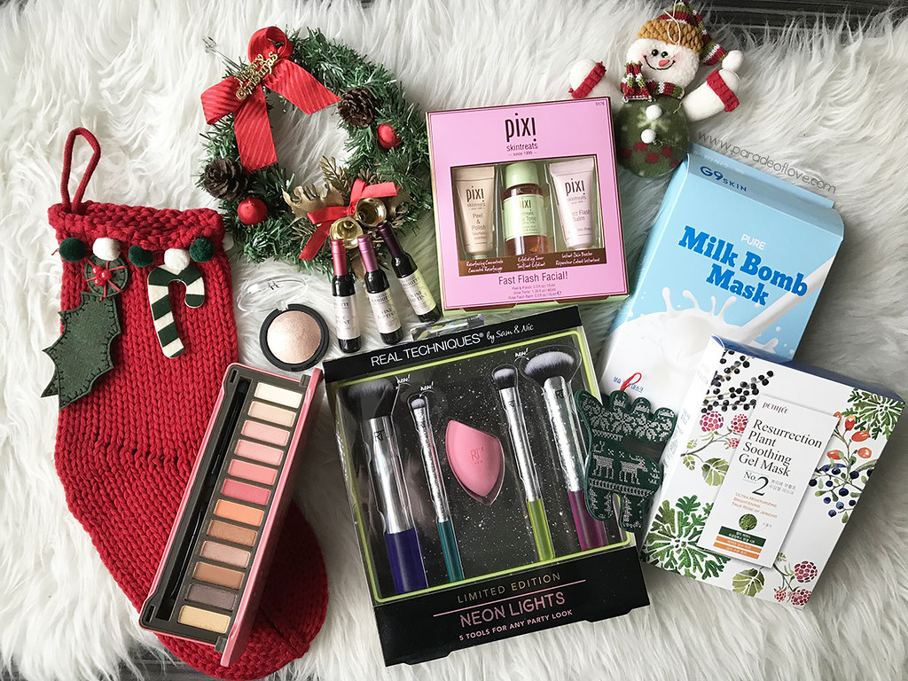 Beauty Holiday Gift Guide iHerb.com