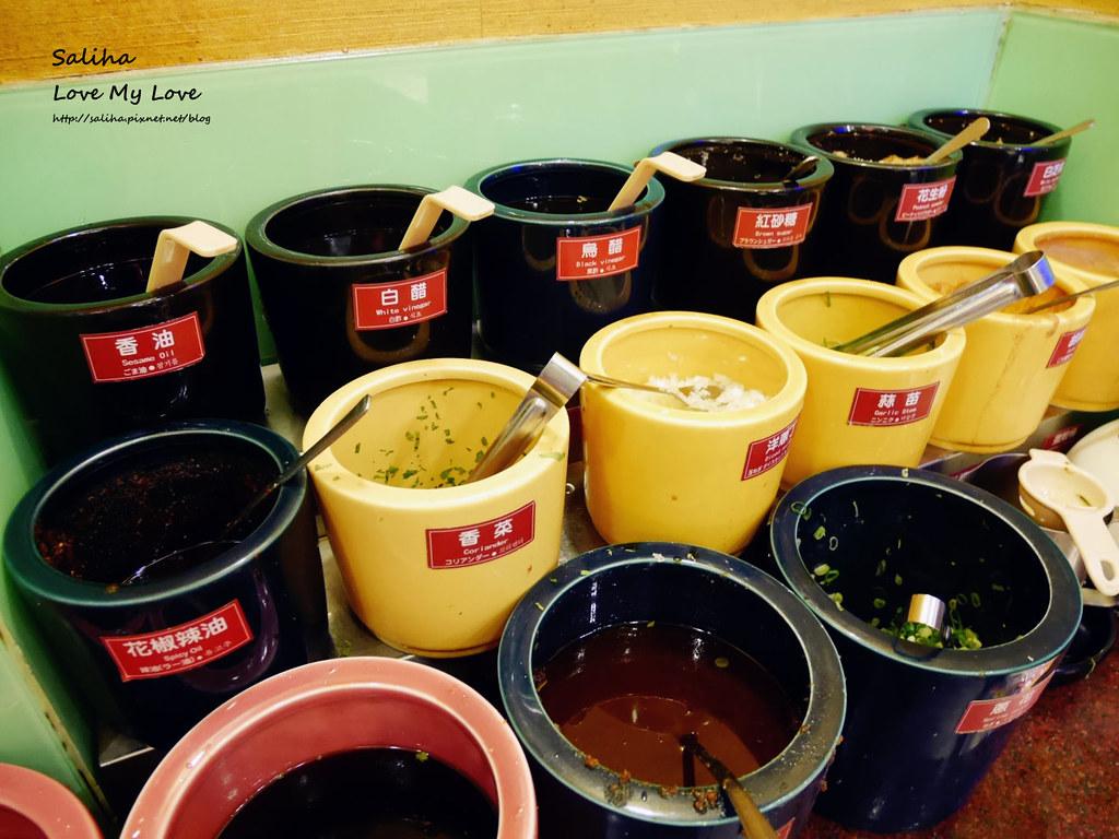 台北公館好吃麻辣鍋吃到飽推薦馬辣食材種類 (14)