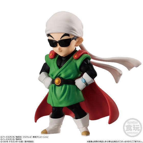 《七龍珠》經典角色人物 最新作「 第十彈」盒玩情報公開!ドラゴンボール アドバージ10