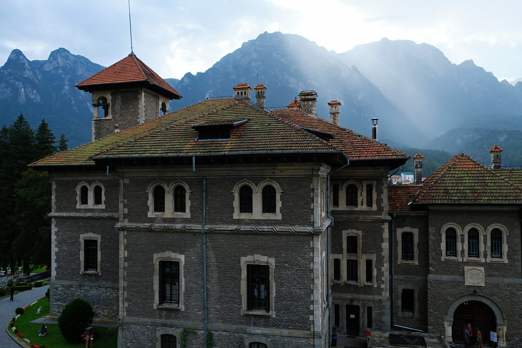 Cantacuzino Castle, Transylvania, Romania