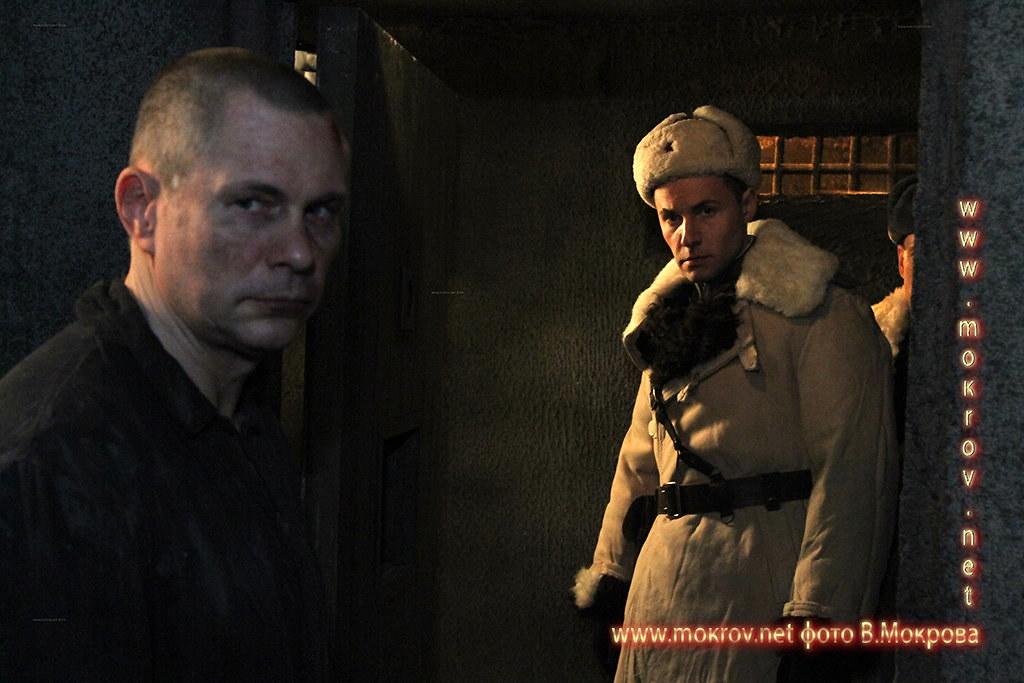 Актер - Манучаров Вячеслав роль Соловьев в сериале «Декабристка».