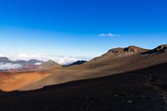 Haleakala Crater Hike Maui Hawaii