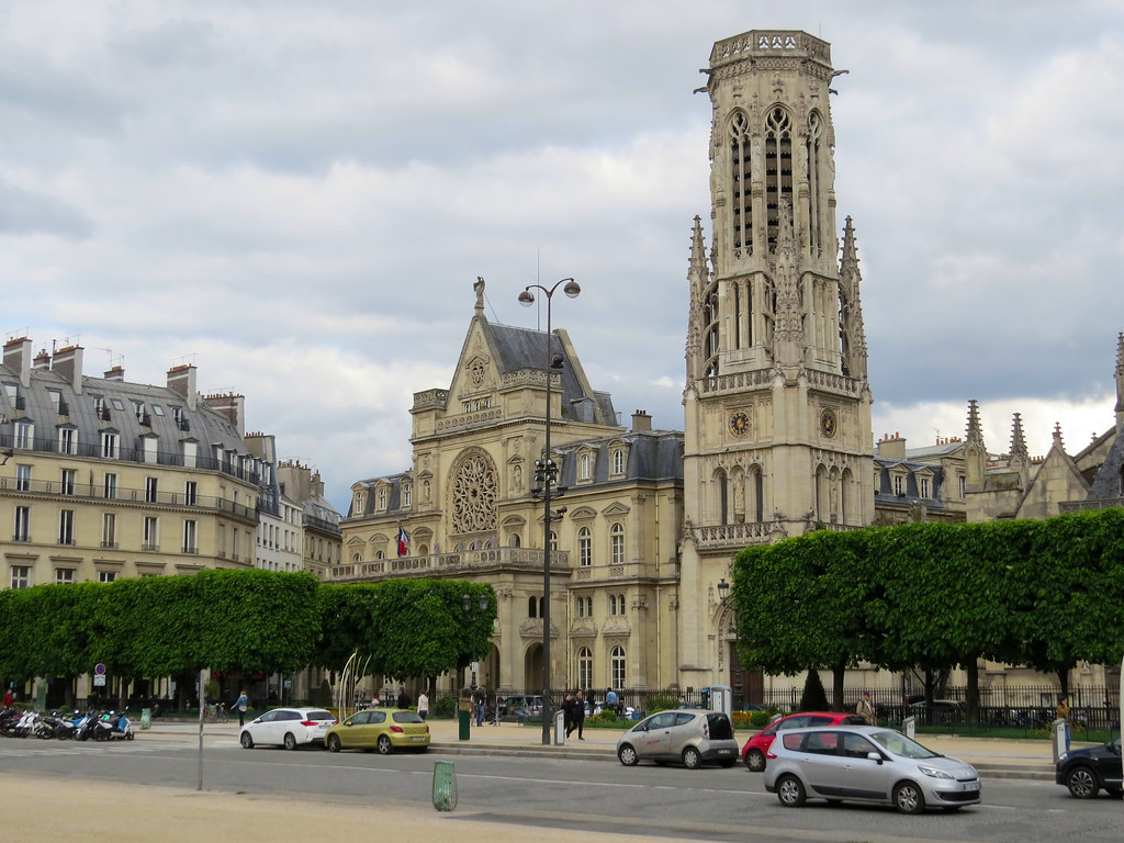 Церковь Сен-Жермен-л Оксерруа