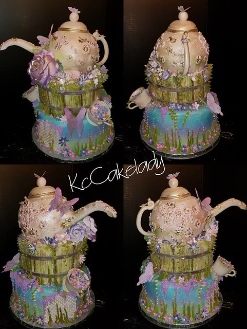 Cake by KcCakelady Custom Cakes LLC