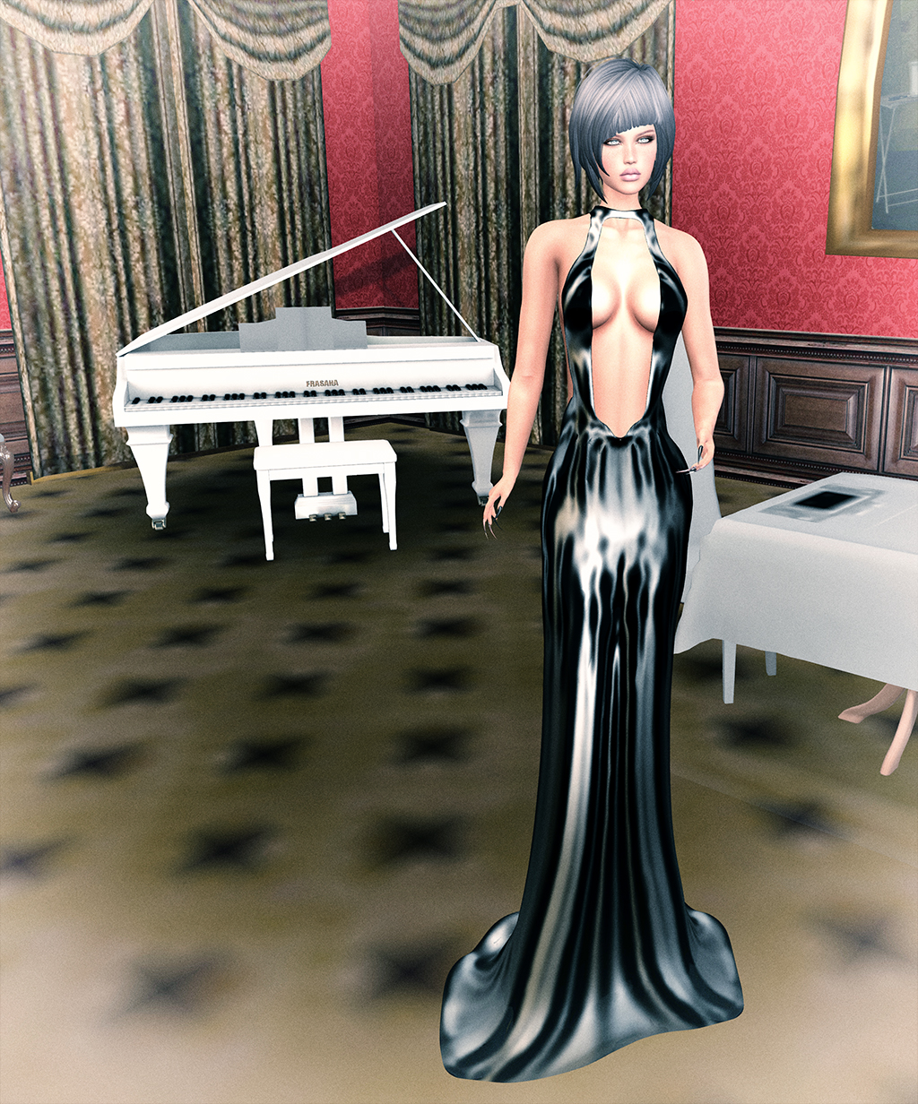 LuceMia - Virtual Diva Couture at On9 Event