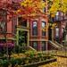 Boston brownstones. by (Jessica)