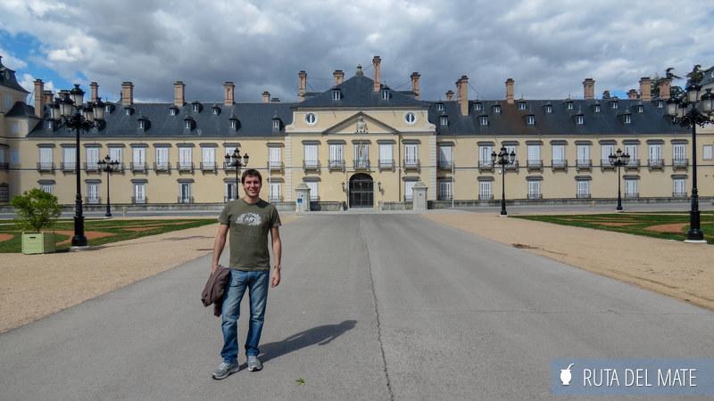 Visitar el Palacio Real de El Pardo 2013-10-05