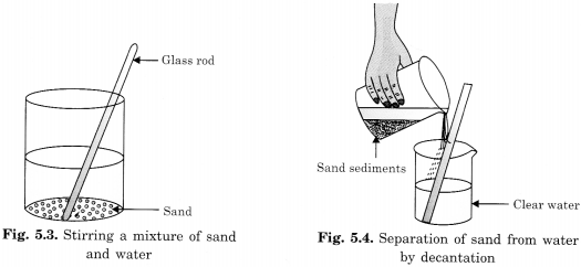 NCERT Solutions for Class 6 Science Chapter 5 Separation of Substances 3