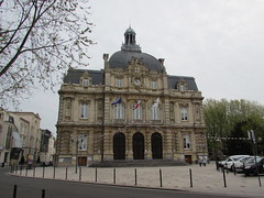 Tourcoing: Hôtel de Ville de Tourcoing (Nord) - Photo of Tourcoing