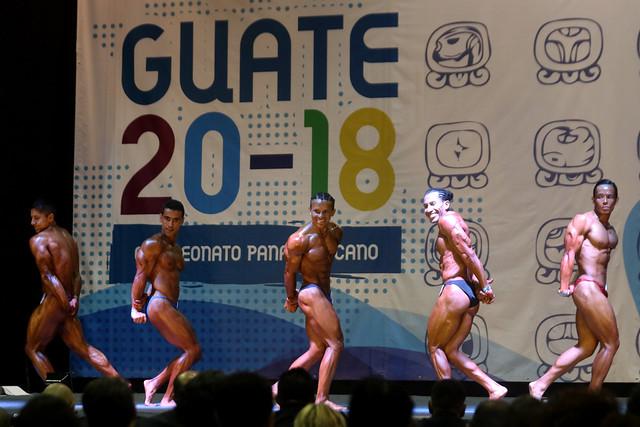 Campeonato Panamericano de fisicoculturismo 2018