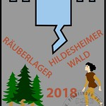Räuberlager 2018 - Hildesheimer Wald